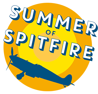 The Summer of Spitfire logo