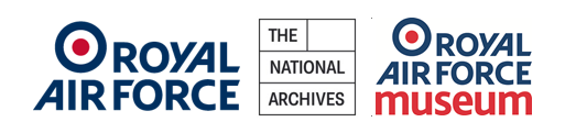 The Royal Air Force, The National Archives and Royal Air Force Museum Logos