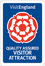 Visit England's Visitor Attraction Quality Assurance Scheme Logo