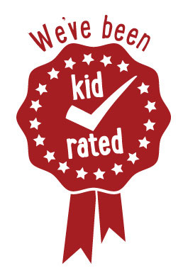 We've Been Kid Rated.