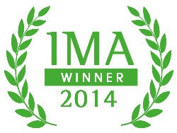 Interactive Media Awards 2014 logo