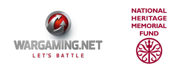 Wargaming.net and the National Heritage Memorial Fund are lead sponsors of the Dornier Project