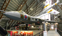 Exhibitons at the Royal Air Force Museum