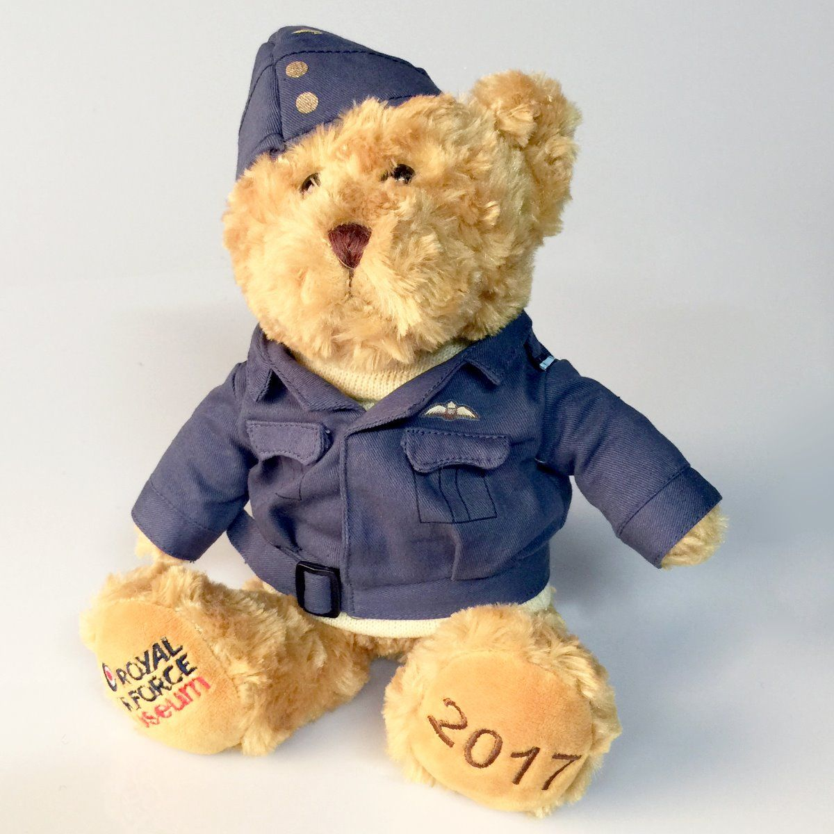 Our 2017 Bear is free this Sunday (27 November) with any purchase made at our London or Cosford shops.
