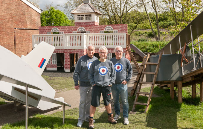 Museum Trustees March to Raise £101k
