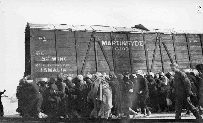 Martinsyde G.100 Elephant transit Case