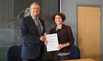 Museum Signs MOU with Pembroke Dock Sunderland Trust