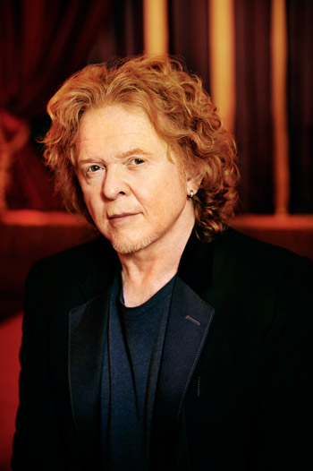 Simply Red's Lead Singer - Mick Hucknall