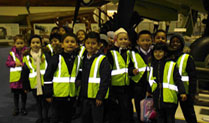RAF Museum announces partnership with Colindale Primary School for RAF Centenary