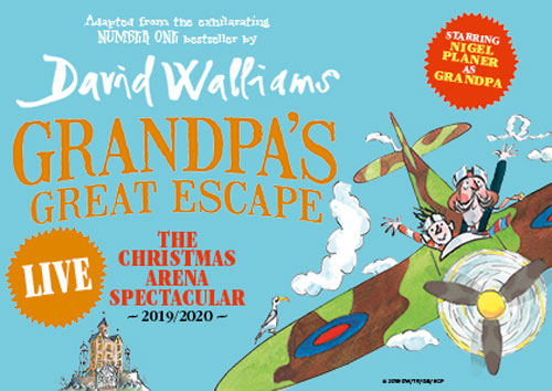 Winners of Grandpa's Great Escape Announced