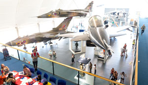 RAF Museum's Numbers Grow to Almost a Million