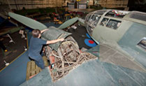 Aircraft Conservation and Redisplay