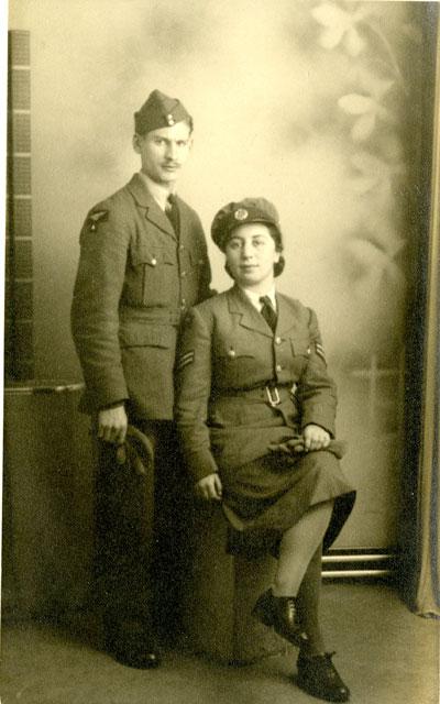 Sam and Doris Miara