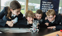 Tomorrow's Engineers EEP Robotics Challenge to come to Museum