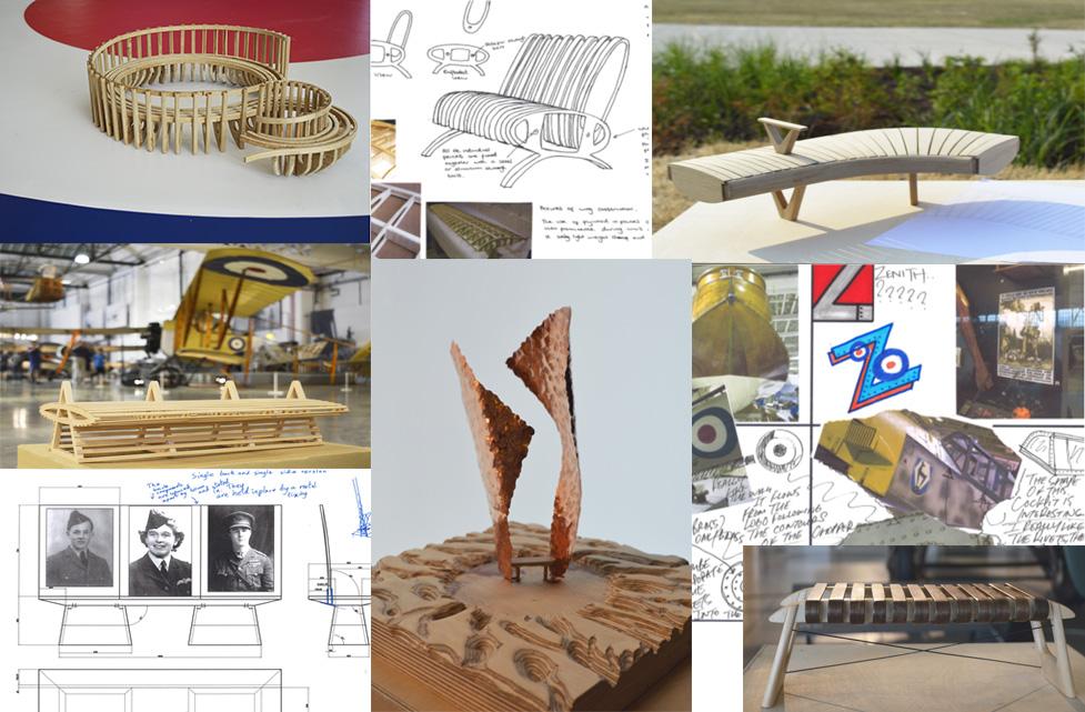 RAF Inspired: Furniture Makers