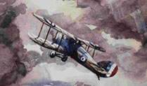 This Half Term who will reign supreme? Biggles or the Red Baron?