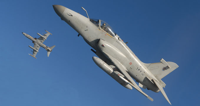 The Royal Air Force of Oman today