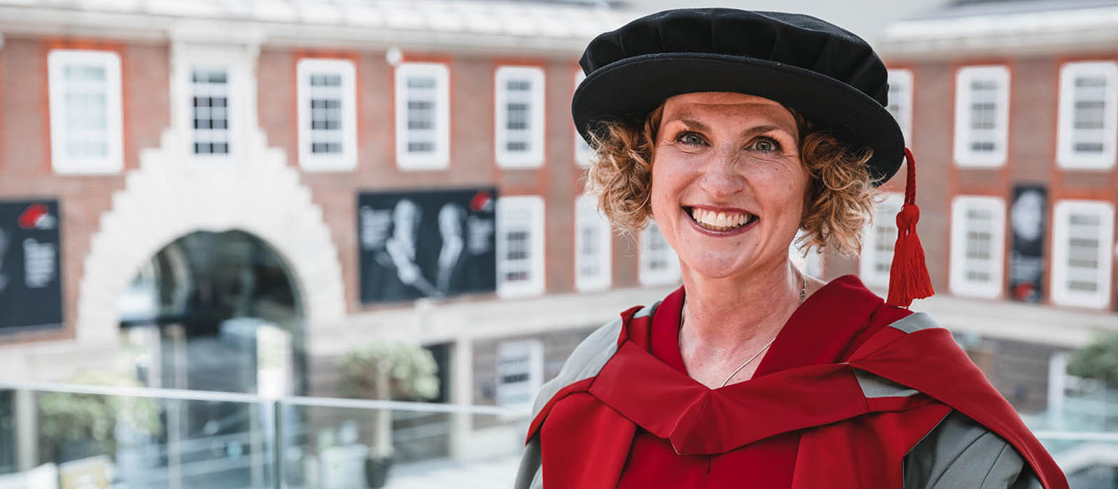 Middlesex University London confers an Honorary Doctorate on Maggie Appleton