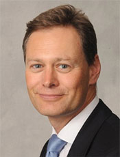 Conservative MP for Hendon, Matthew Offord