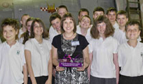 Education Officer leads way for RAF Museum to become the first cultural venue in the UK to win an Autism Access Award