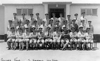 RAF personnel of 26 EFTS, RAF Guinea Fowl, South Rhodesia, 1944