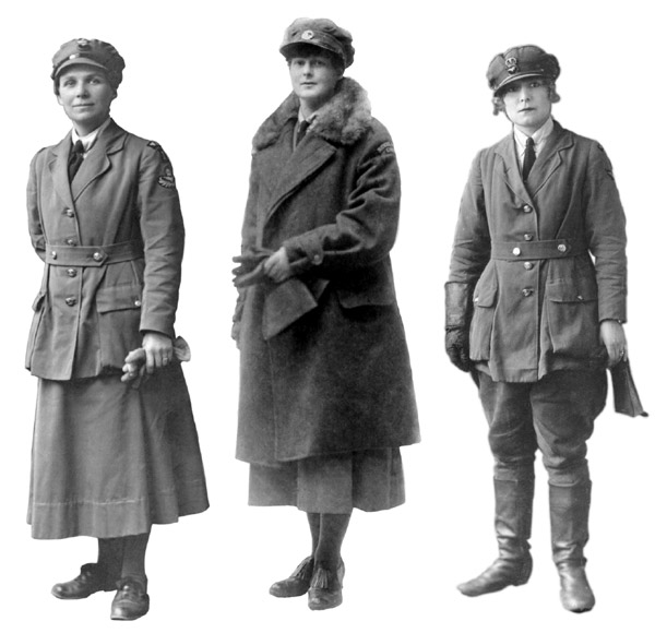 35433418185 The first uniformed women s services established in 1917