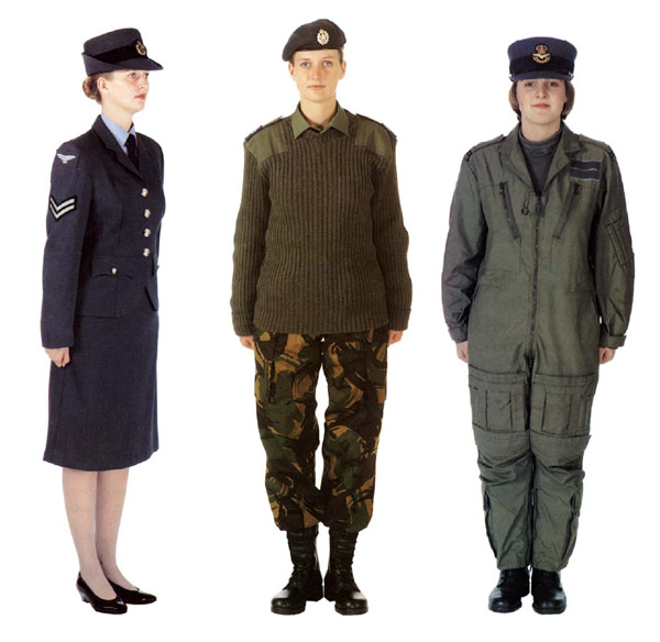 Us Air Force Women Uniforms Pictures to Pin on Pinterest ...