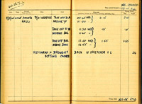 Nursing Orderly log book