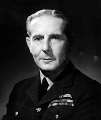 ACM Sir Philip Bennet Joubert de la Ferté, circa 1942
