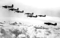 RAF fighters in 11 Group