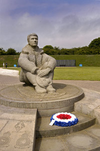 Battle of Britain Memorial, Capel le Ferne, Kent