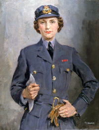 Air Commandant Dame Felicity Peake