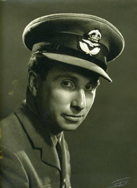 Pilot Officer William Lindsley Fiske, 1940