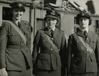 WAAF Military Medal winners