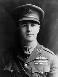 Captain James Thomas Byford McCudden VC DSO* MC* MM, 1918