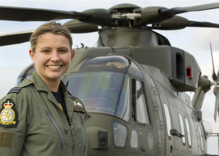 Michelle Goodman's Biography | Women of the Air Force ...
