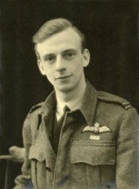Flight Lieutenant D.J. Rooney DFC