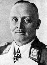 Generaloberst Hans-Jürgen Stumpff