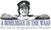 The Art of Sergeant Elva Blacker