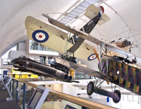 Interactive training trail at RAF Museum London