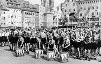 Hitler Youth band