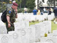 British War Cemetery, Ranville, France