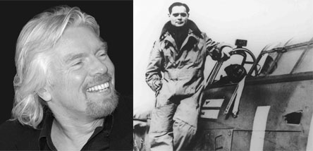 'Douglas Bader: Fighter, Pilot' as narrated by Sir Richard Branson
