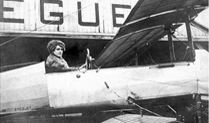 Women's Suffrage and Women Pilots