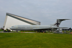 VC10 moving past the Cold War