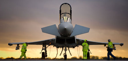 BAE Systems' Eurofighter Typhoon