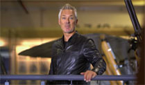Martin Kemp introduces First World War in the Air
