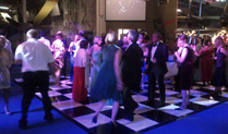 Christmas Parties at the Royal Air Force Museum London
